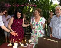 Llyn's  Special Birthday