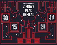 ZIMOWY PLAC DEFILAD