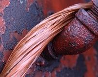 Orange Wire