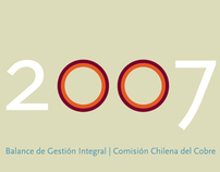 Chilean Copper Corporation Annual Report 2007
