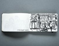 asia sketchbook