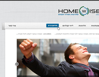 HomeWise ID + website