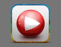 Prost.O Radio (iPhone App icon)