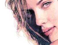 Scarlett Johansson. 2006