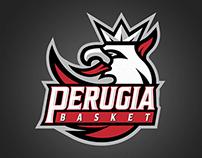 Perugia basket Identity 2015