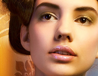 Nikola Melita hair salon: Alice project - print