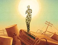 Nautilus Issue 32 Cover Illustration