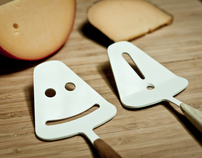 TIVD Cheese Slicers
