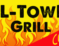 L-Town Grill Graphics
