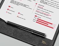 CV FREE Resume Template