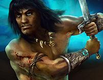 Conan - Acheronska dyka book cover