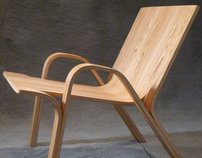 Ramified Armchair -process-
