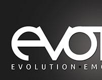 Evotion Logo & Advertising 2013