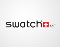 Swatch ME iPhone App