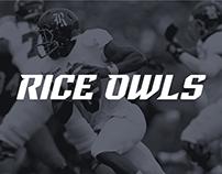 Rice Owls Identity