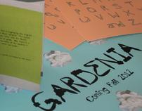 Gardenia Type Face