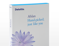 Deloitte Ahlan Induction Kit