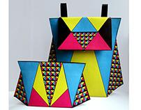 CMYK bag collection