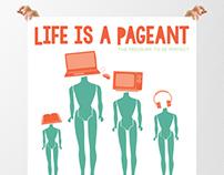 Body Image + Media Infographics