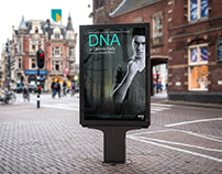 Poster for Queen's Theatre DNA play