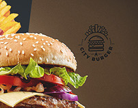 City Burger basic identity elements