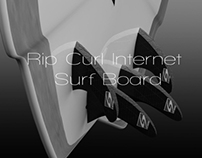 Rip Curl Internet Surf Board