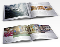 InDesign Brochure Layouts