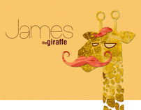 James the Giraffe