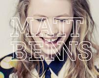 MATT BENNS