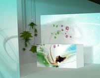Showroom Samsung - 2009