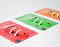 Fruit & Vegetable Peelers Packaging