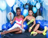 Balloon Prom Shoot