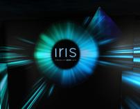 Iris Launching by Zon - 2010