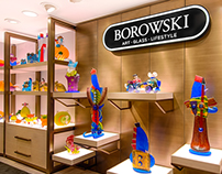 Borowski Guangzhou Flagship Store in China
