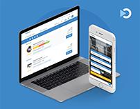 Mozio, Inc —UX/UI, Product Design, Component Design