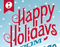 CoreMessage Holiday Cards