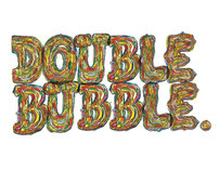 DOUBLE BUBBLE TYPEFACE