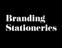Branding/Stationeries