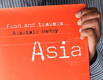 "European Award-winner: ""Food and Travels: Asia"""