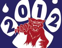 Wildcats 2012 T-shirt Design