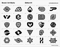 25 Brand Art Marks