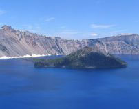 Crater Lake National Park Photography