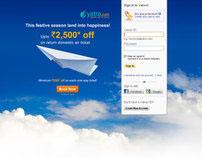Yahoo! login Ad
