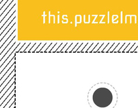 Simple puzzle flash game