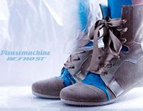 Experimental footwear