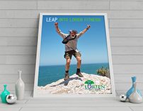 Lorien Motivational Posters + Ads