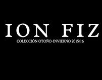 Vídeo: Ion Fiz Colección Otoño-Invierno 2015/16