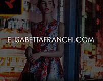 ELISABETTA FRANCHI   eCommerce