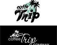 logo options for Coffe Trip