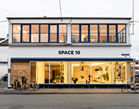 Visual & Brand Identity - Space10, Denmark